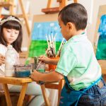 Importance of Art in Childhood Development