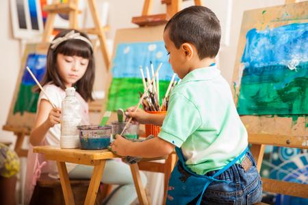 Importance of Art in Childhood Development